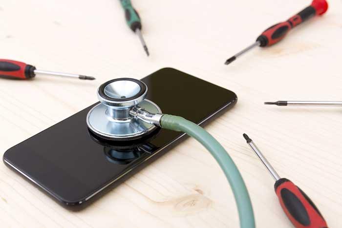 Riparazione iPhone e iPad